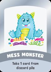 mess monster