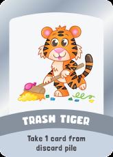 trash tiger